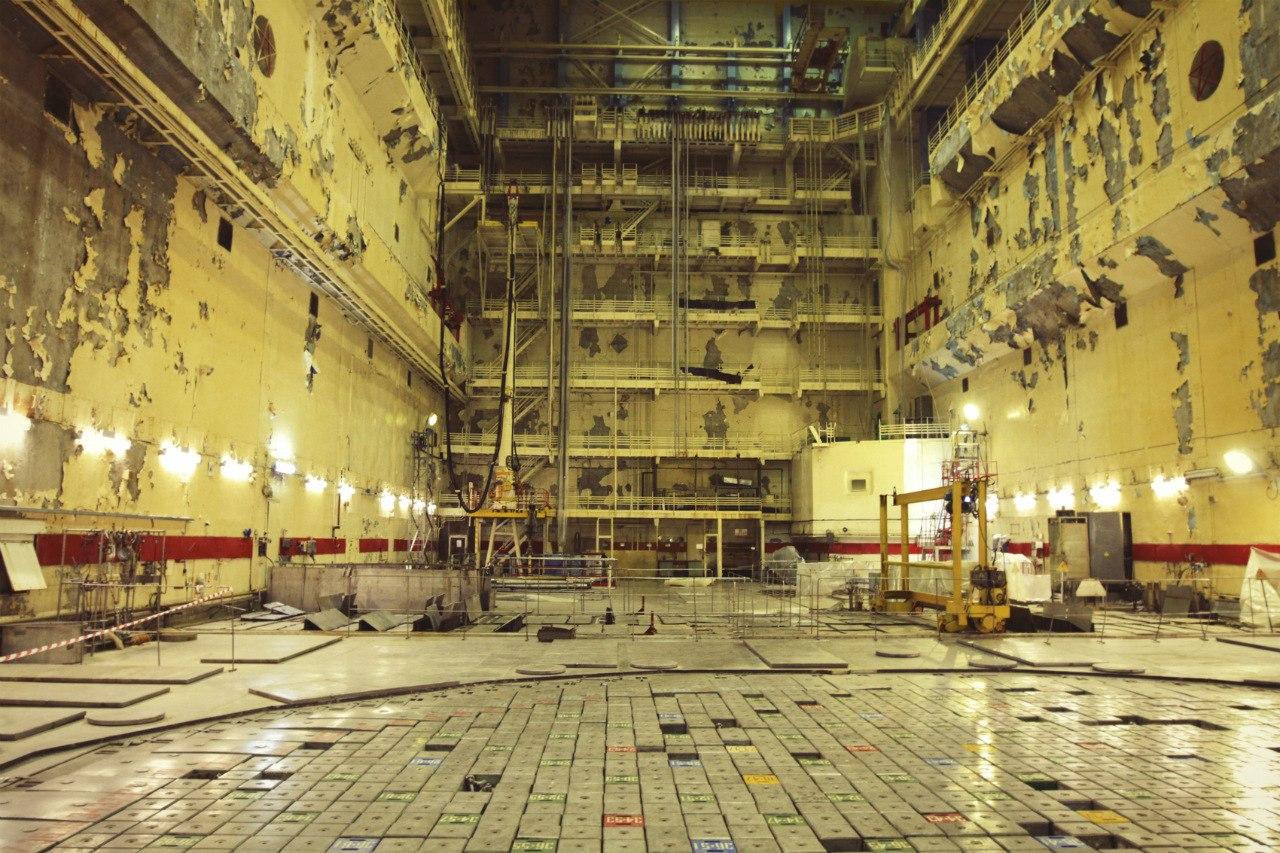 чернобыль реактор фото внутри находитесь другом городе